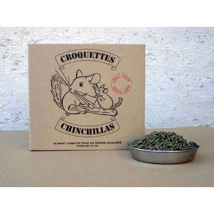Croquettes / Foin